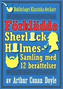 Sherlock Holmes-samling: Den förklädde mästerde