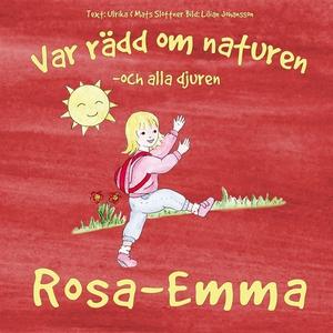 Var rädd om naturen (ljudbok) av Ulrika Slottne