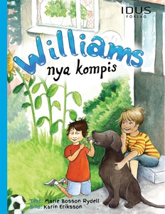 Williams nya kompis (e-bok) av Marie Bosson Ryd
