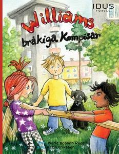 Williams bråkiga kompisar (e-bok) av Marie Boss
