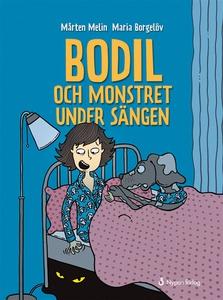 Bodil och monstret under sängen (e-bok) av Mårt
