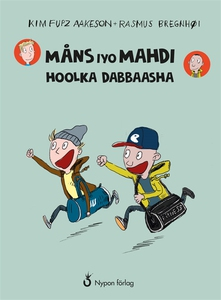 Måns och Mahdi på simhallen (somaliska) (e-bok)