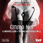 Emma Nin 4 noveller - Samlingsvolym 2