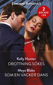 Drottning sökes/Som en vacker dans (e-bok) av K