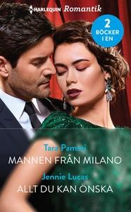 Mannen från Milano/Allt du kan önska (e-bok) av