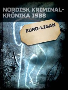 Euro-ligan (e-bok) av Diverse författare