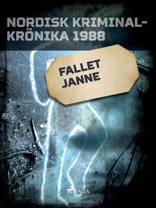 Fallet Janne (e-bok) av Diverse författare