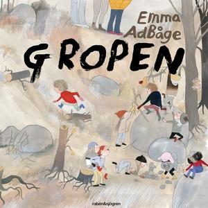 Gropen (ljudbok) av Emma Adbåge