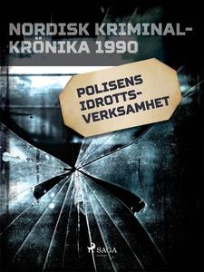 Polisens idrottsverksamhet (e-bok) av Diverse f