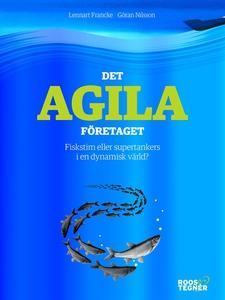 Det agila företaget : Fiskstim eller supertanke
