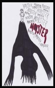 Monster (ljudbok) av Anette Skåhlberg