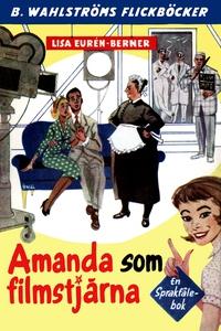 Fröken Språkfåle 22 - Amanda som filmstjärna (e
