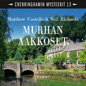 Murhan aakkoset (ljudbok) av Neil Richards, Mat