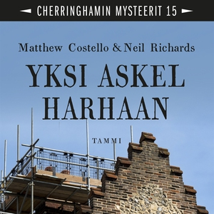 Yksi askel harhaan (ljudbok) av Neil Richards,