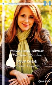 Kvinnan i hans drömmar/Stulna kyssar (e-bok) av