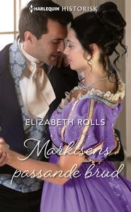 Markisens passande brud (e-bok) av Elizabeth Ro