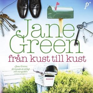 Från kust till kust (ljudbok) av Jane Green