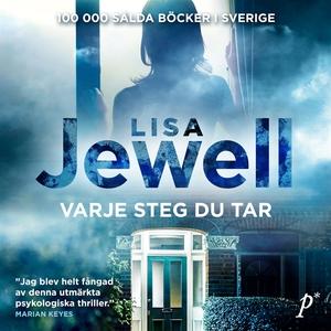 Varje steg du tar (ljudbok) av Lisa Jewell