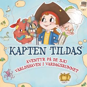 Kapten Tilda: Äventyr på de sju världshaven i v