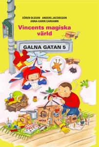 Vincents magiska värld (e-bok) av Sören Olsson,
