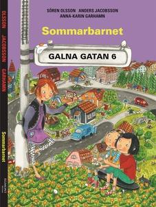 Sommarbarnet (e-bok) av Sören Olsson, Anders Ja