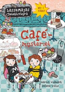 Cafémysteriet (e-bok) av Martin Widmark