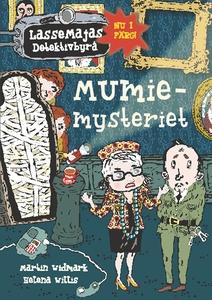 Mumiemysteriet (e-bok) av Martin Widmark