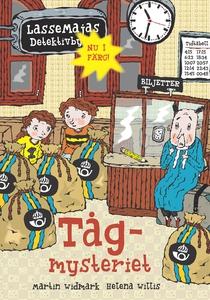 Tågmysteriet (e-bok) av Martin Widmark