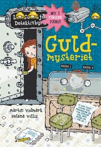 Guldmysteriet (e-bok) av Martin Widmark