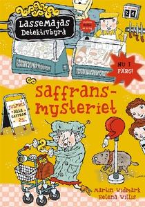 Saffransmysteriet (e-bok) av Martin Widmark
