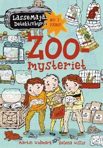 Zoomysteriet (e-bok) av Martin Widmark