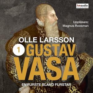Gustav Vasa, del 1 (ljudbok) av Olle Larsson
