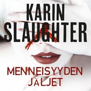 Menneisyyden jäljet (ljudbok) av Karin Slaughte