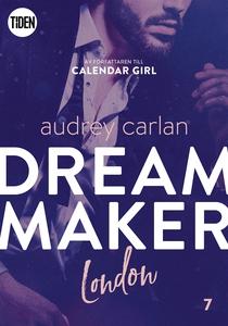 Dream Maker - Del 7: London (e-bok) av Audrey C