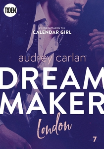 Dream Maker - Del 7: London (e-bok) av Audrey C