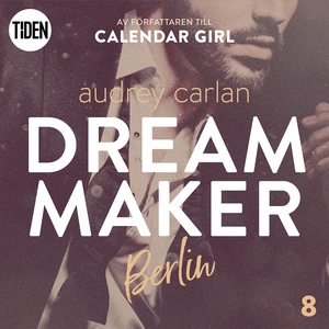 Dream Maker - Del 8: Berlin (ljudbok) av Audrey