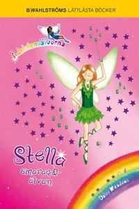 Ädelstensälvorna 3 - Stella smaragdälvan (e-bok