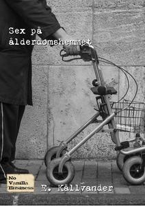 Sex på ålderdomshemmet (ljudbok) av E. Källvand