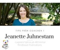 Tips från coachen - Lugnare hjärna på 48 timmar