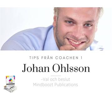 Tips från coachen - Val och beslut (ljudbok) av