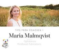 Tips från coachen - Självkänsla