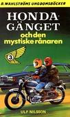 Honda-gänget 3 - Honda-gänget och den mystiska rånaren