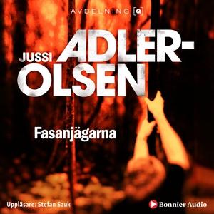 Fasanjägarna (ljudbok) av Jussi Adler-Olsen