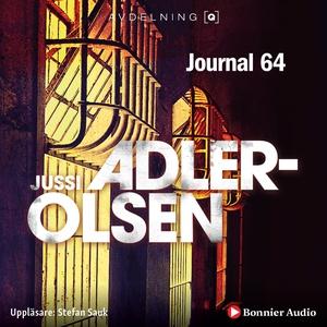 Journal 64 (ljudbok) av Jussi Adler-Olsen