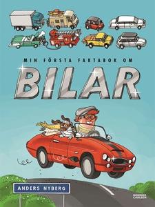 Min första faktabok om Bilar (e-bok) av Anders