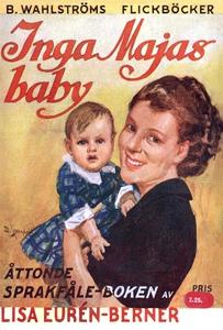 Fröken Sprakfåle 8 - Inga-Majas baby (e-bok) av