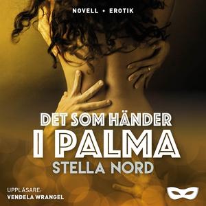 Det som händer i Palma (ljudbok) av Stella Nord