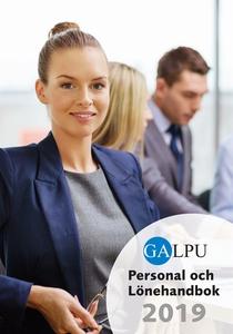 GALPU Personal och lönehandbok 2019 (e-bok) av