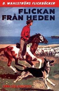 Flickan från heden (e-bok) av Anna-Lisa Almqvis