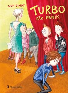 Turbo får panik (e-bok) av Ulf Sindt